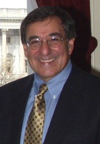 Leon Panetta (Courtesy Wikipedia)