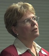 NOAA Administrator nominee Jane Lubchenco (Courtesy Wikipedia)